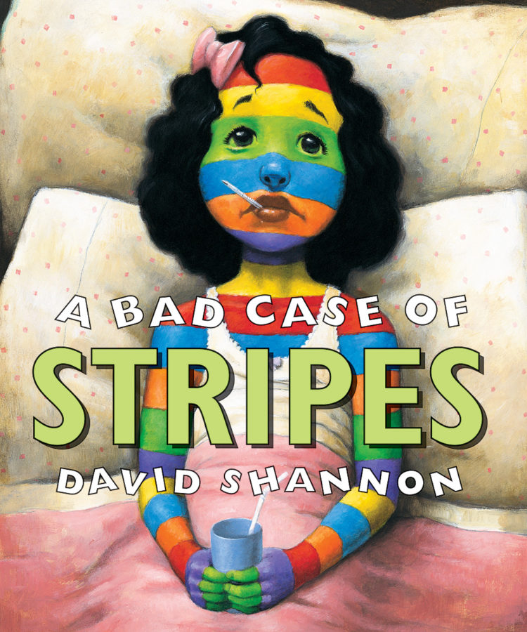 David Shannon - Bad Case of Stripes, A