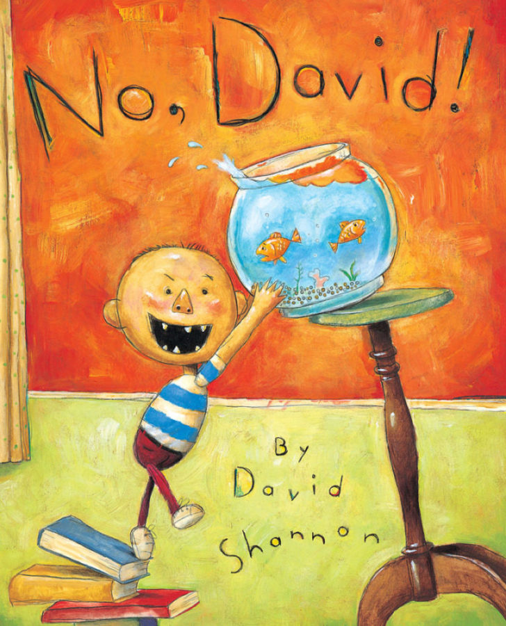 David Shannon - No, David!