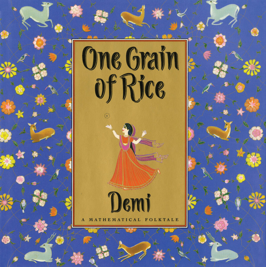 Demi - One Grain of Rice