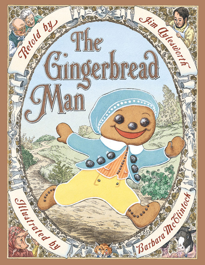Jim Aylesworth - Gingerbread Man, The
