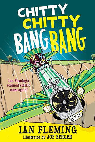 Chitty Chitty Bang Bang: The Magical Car by Ian Fleming - Paperback