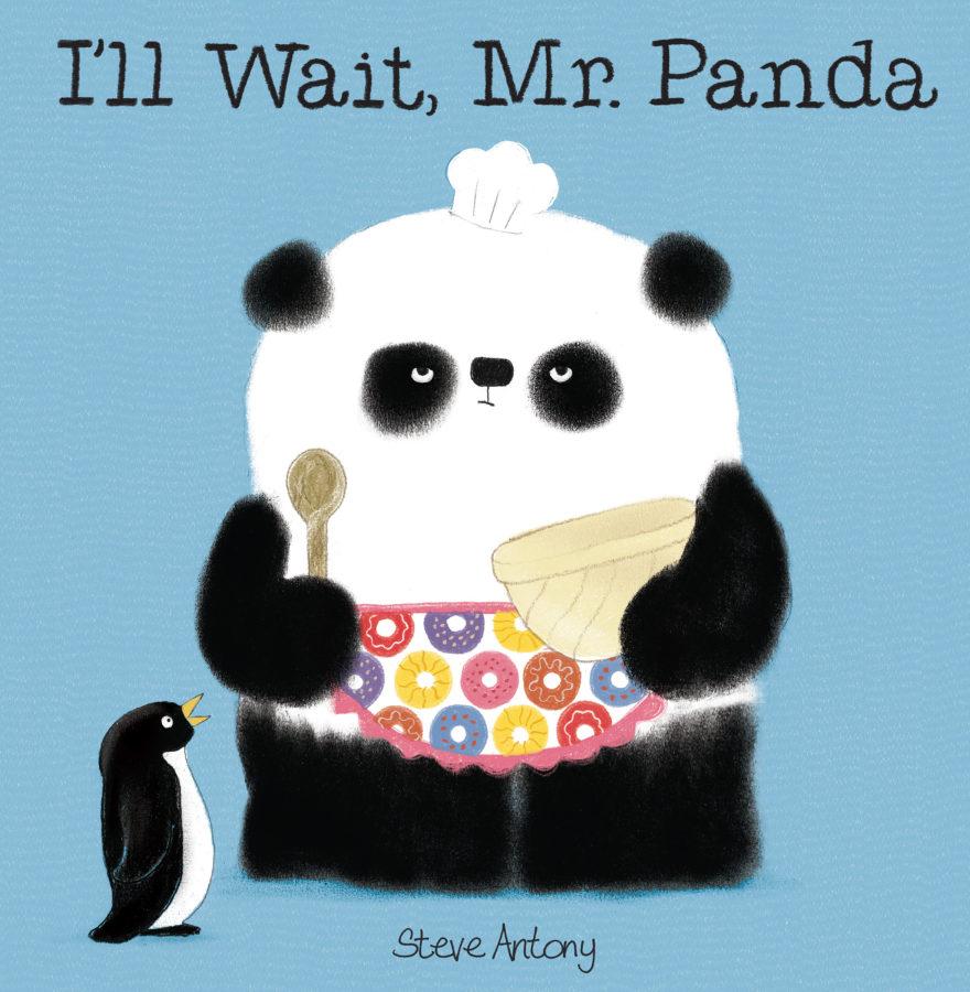 Steve Antony - I'll Wait, Mr. Panda