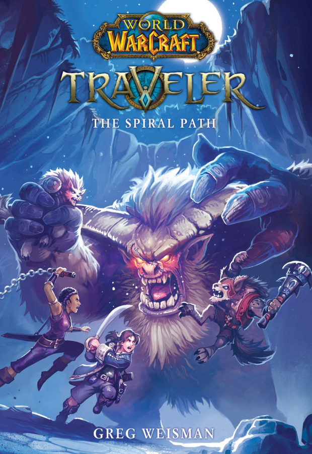Greg Weisman - World of Warcraft: Traveler: The Spiral Path