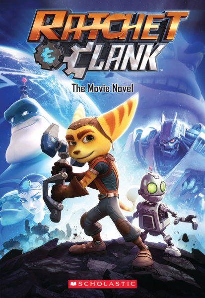 Kate Howard - Ratchet and Clank: Movie Novel