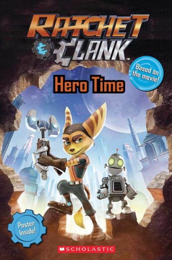 Meredith Rusu - Ratchet and Clank: Hero Time