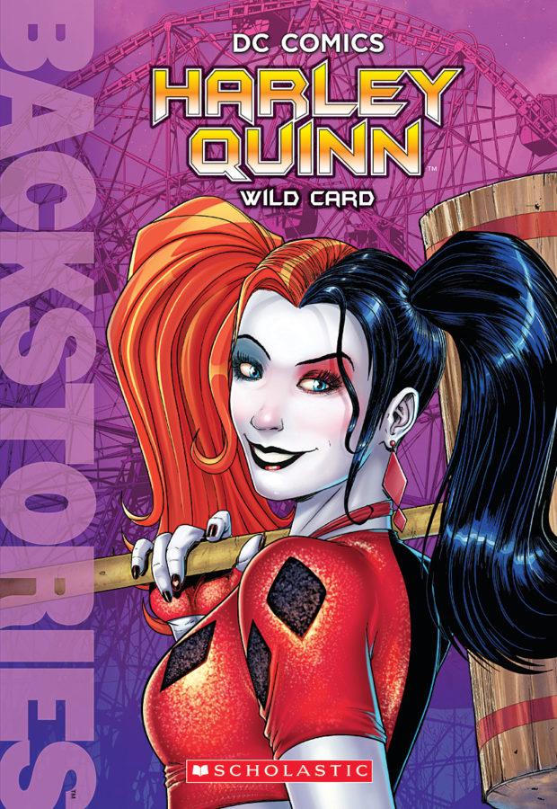 Scholastic - Harley Quinn: Wild Card