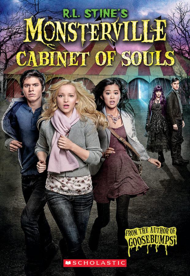 Jo Ann Ferguson - R.L. Stine's Monsterville #1: Cabinet of Souls