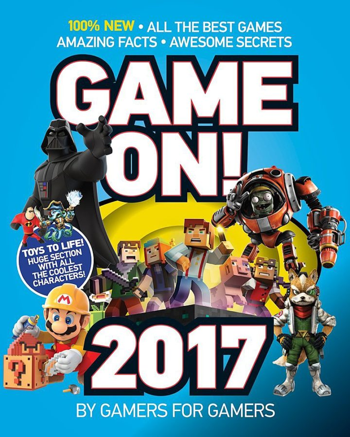 Scholastic - Game On! 2017