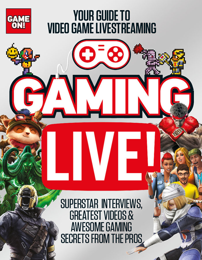 Scholastic - Gaming Live