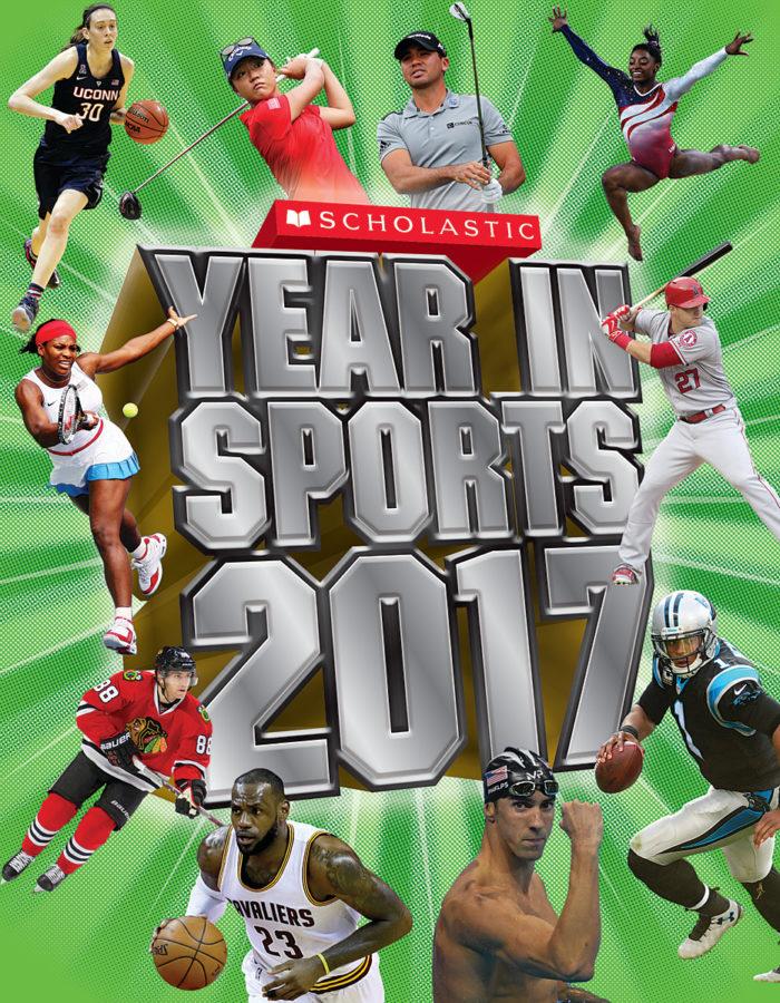 James Buckley Jr. - Scholastic Year in Sports 2017