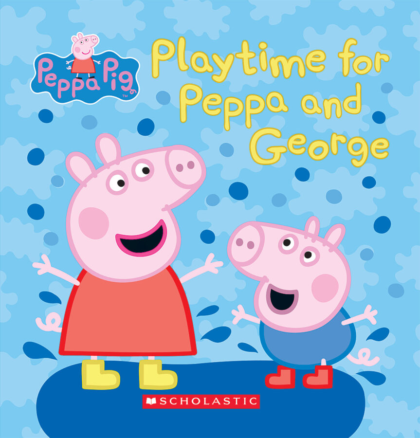 Meredith Rusu - Playtime for Peppa and George
