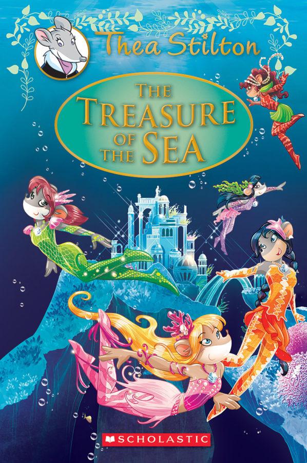 Thea Stilton - The Treasure of the Sea