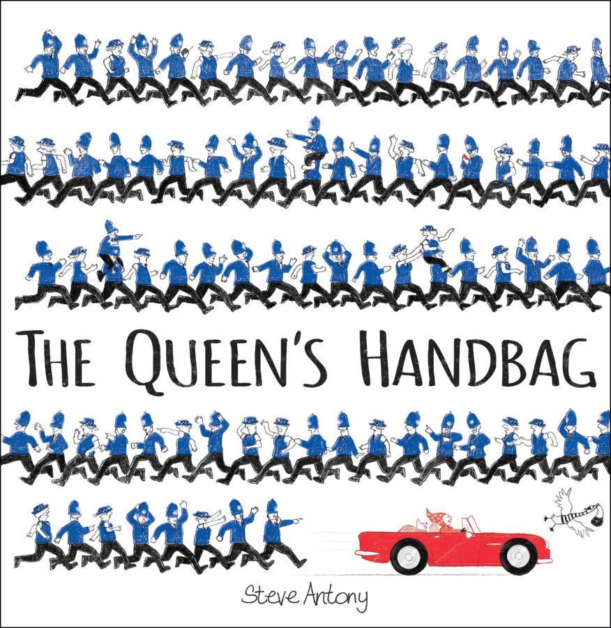 Steve Antony - The Queen's Handbag