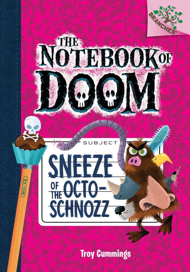 Troy Cummings - Sneeze of the Octo-Schnozz