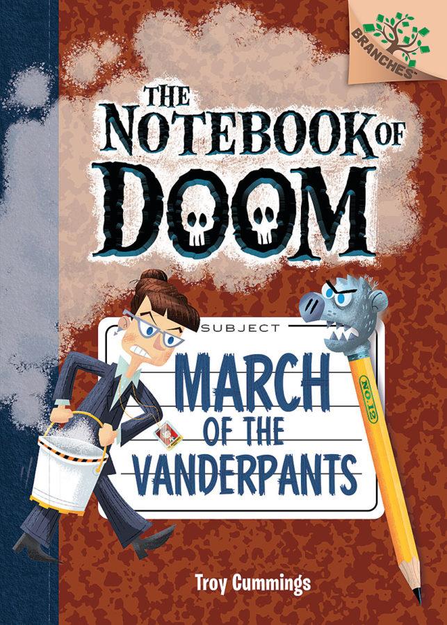 Troy Cummings - March of the Vanderpants