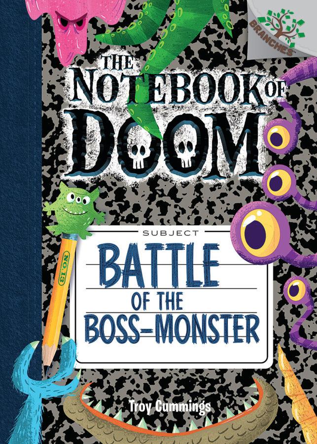 Troy Cummings - Battle of the Boss-Monster