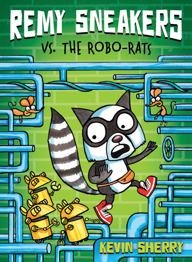 Kevin Sherry - Remy Sneakers vs. the Robo-Rats