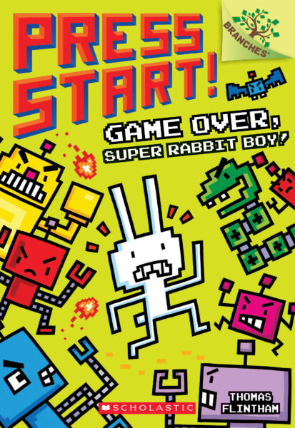 Thomas Flintham - Game Over, Super Rabbit Boy!