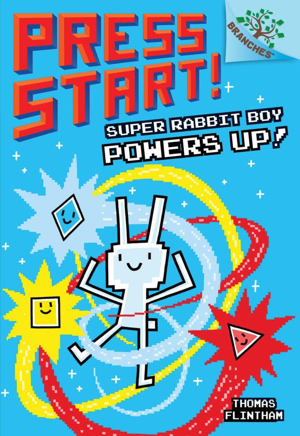 Thomas Flintham - Super Rabbit Boy Powers Up!