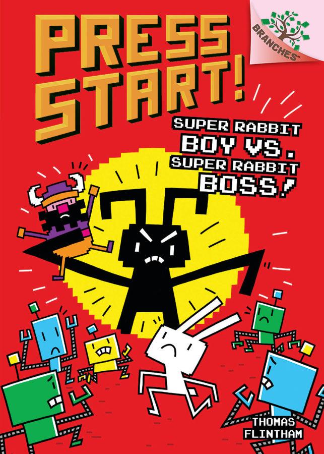Thomas Flintham - Super Rabbit Boy vs. Super Rabbit Boss!