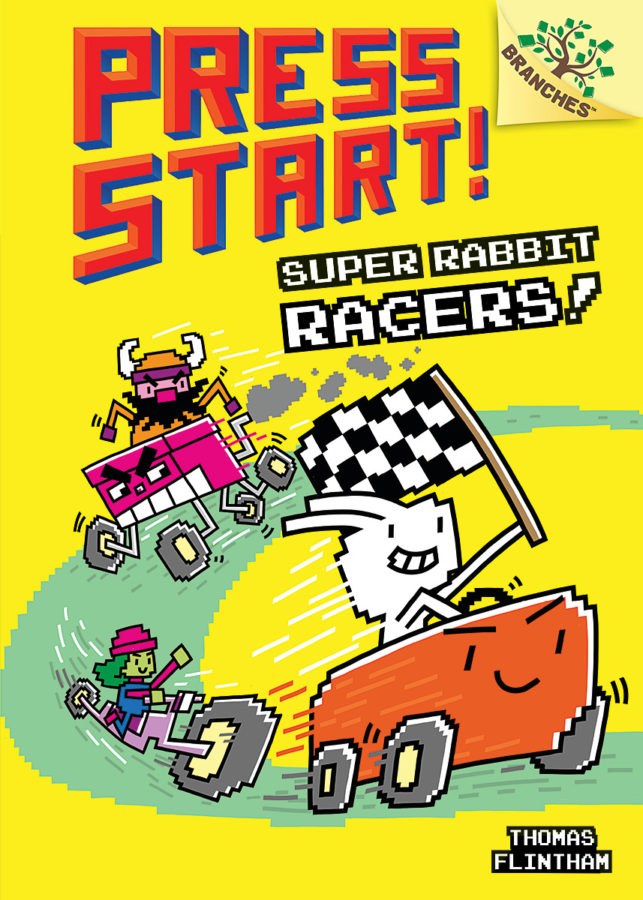 Thomas Flintham - Super Rabbit Racers!