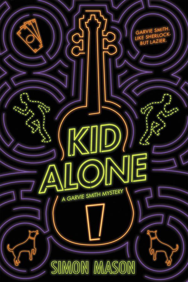 Simon Mason - Kid Alone