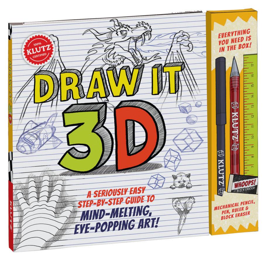 Editors of Klutz - Draw It 3D