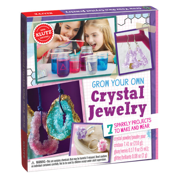 Editors of Klutz - Grow Your Own Crystal Jewelry