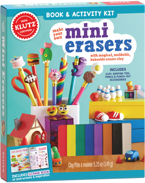 Klutz: Make Your Own Mini Erasers