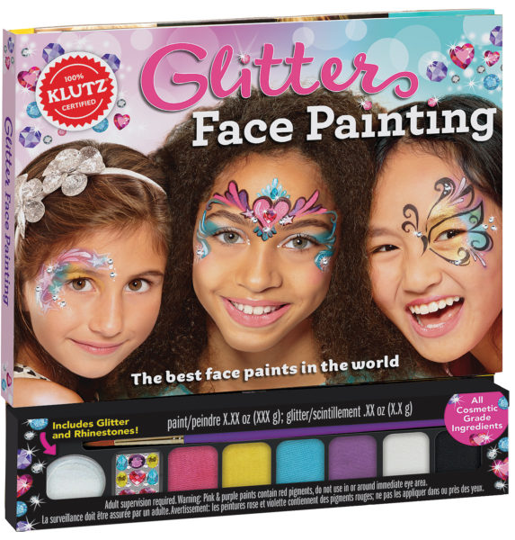 Editors of Klutz - Glitter Face Painting