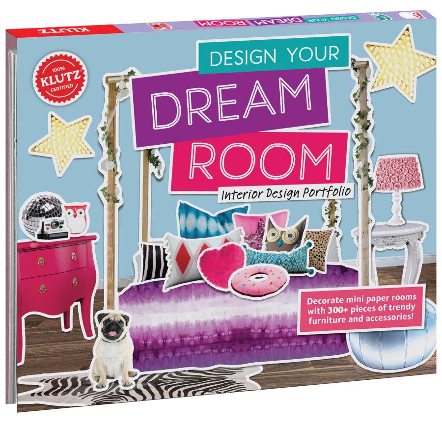 Editors of Klutz - Design Your Dream Room
