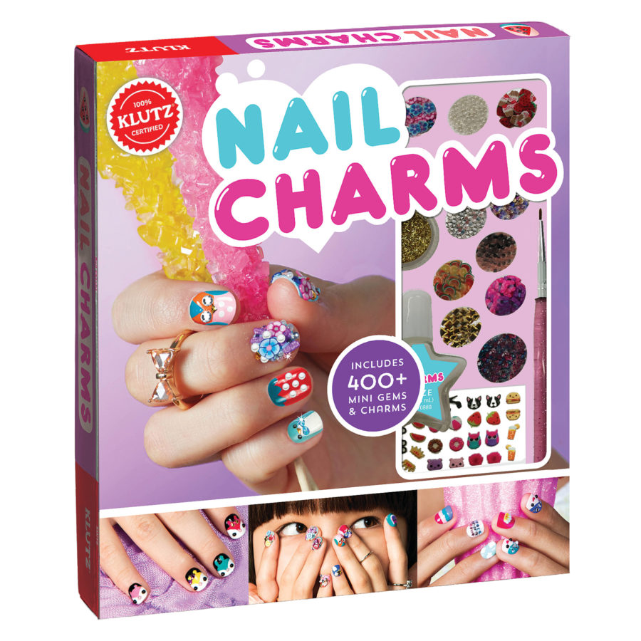 Editors of Klutz - Nail Charms