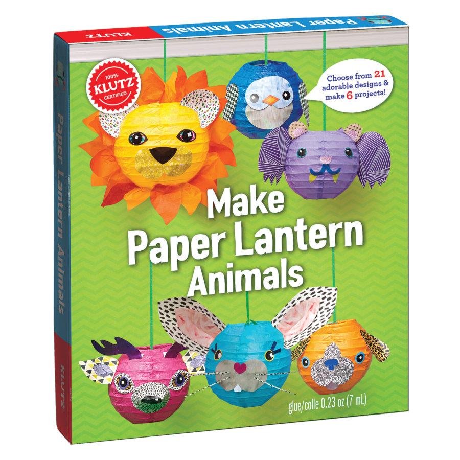 Editors of Klutz - Make Paper Lantern Animals