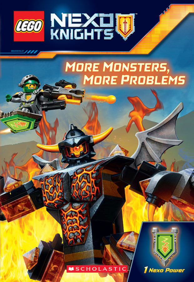 Tracey West - More Monsters, More Problems