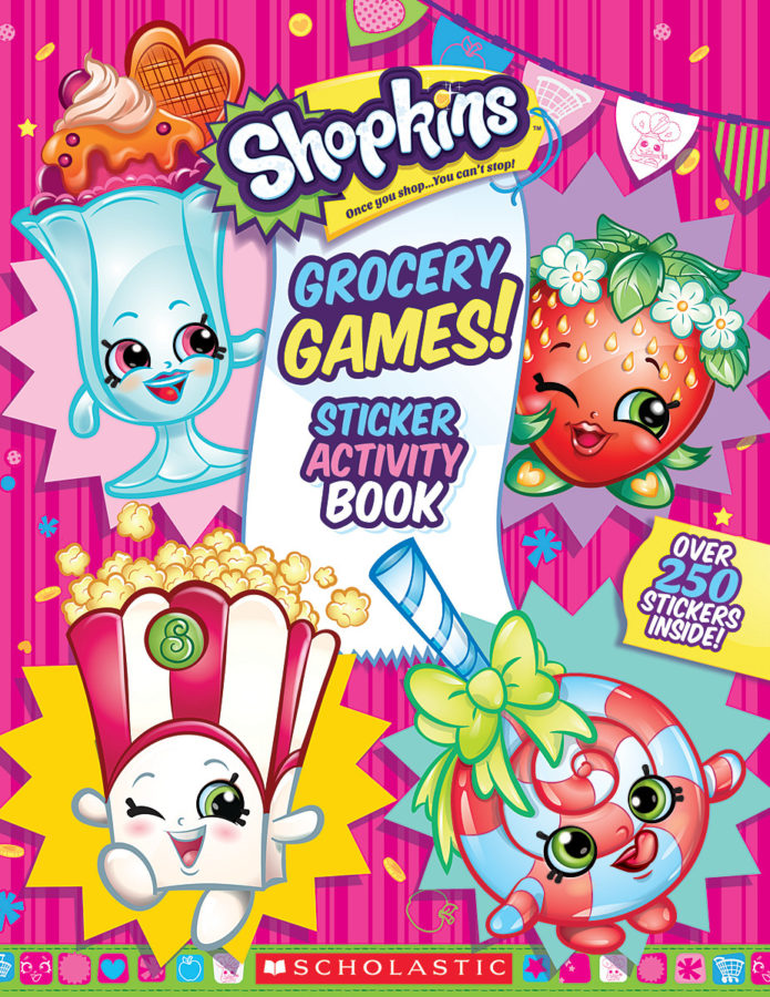 Scholastic - Grocery Games!