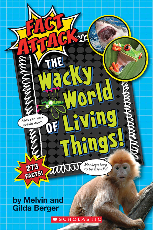 Gilda Berger - The Wacky World of Living Things!