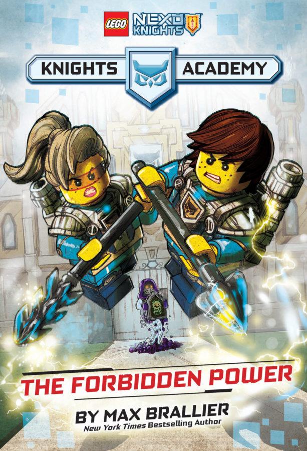 Scholastic - The Forbidden Power