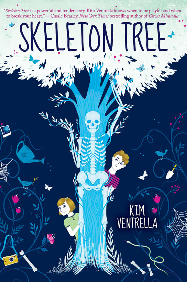 Kim Ventrella - Skeleton Tree