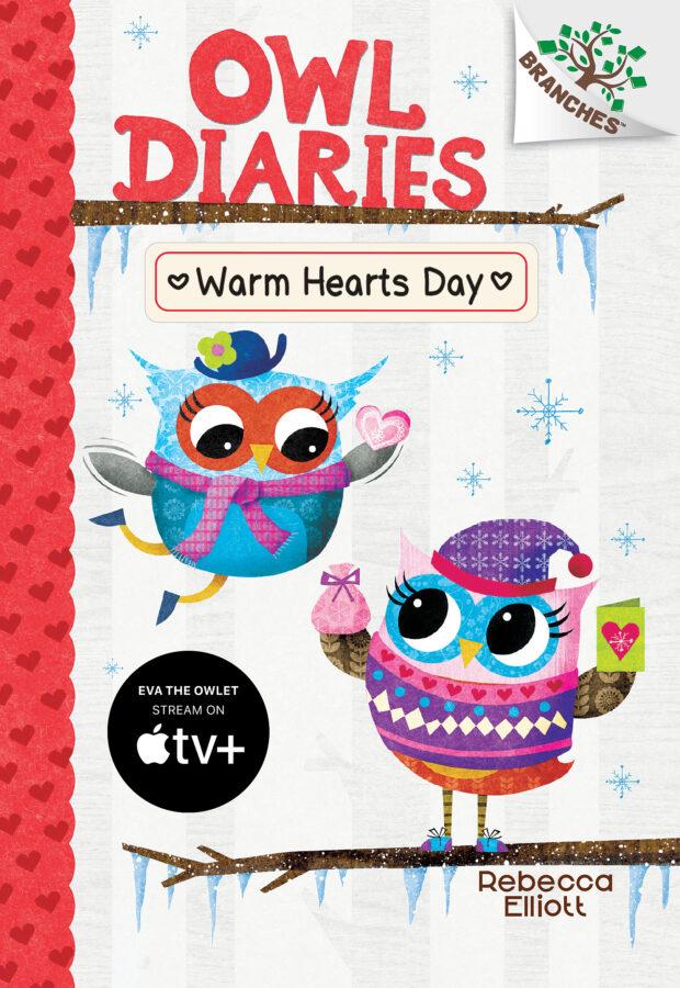 Rebecca Elliott - Warm Hearts Day