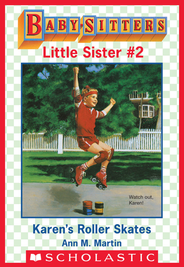 Ann M. Martin - Karen's Roller Skates