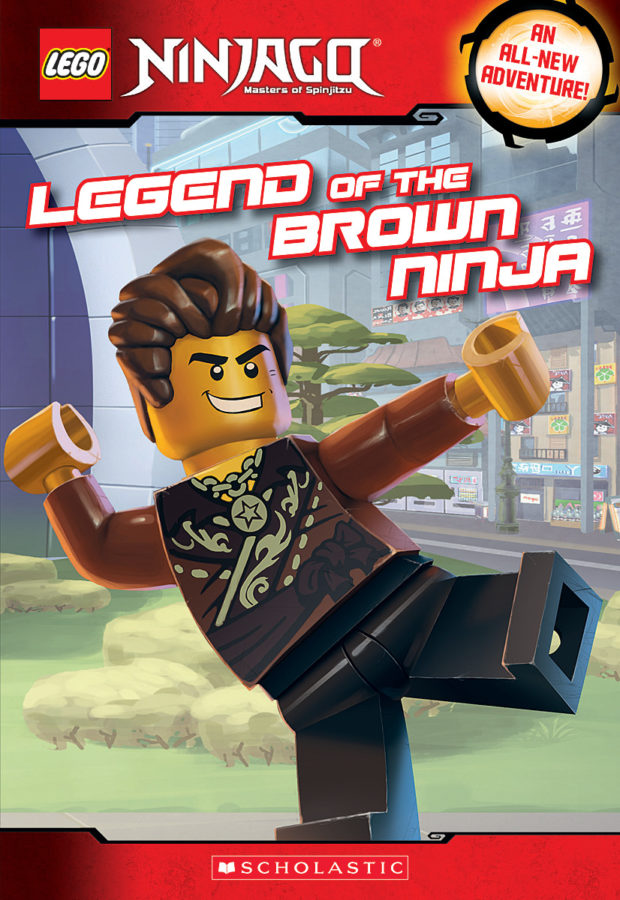 Meredith Rusu - Legend of the Brown Ninja