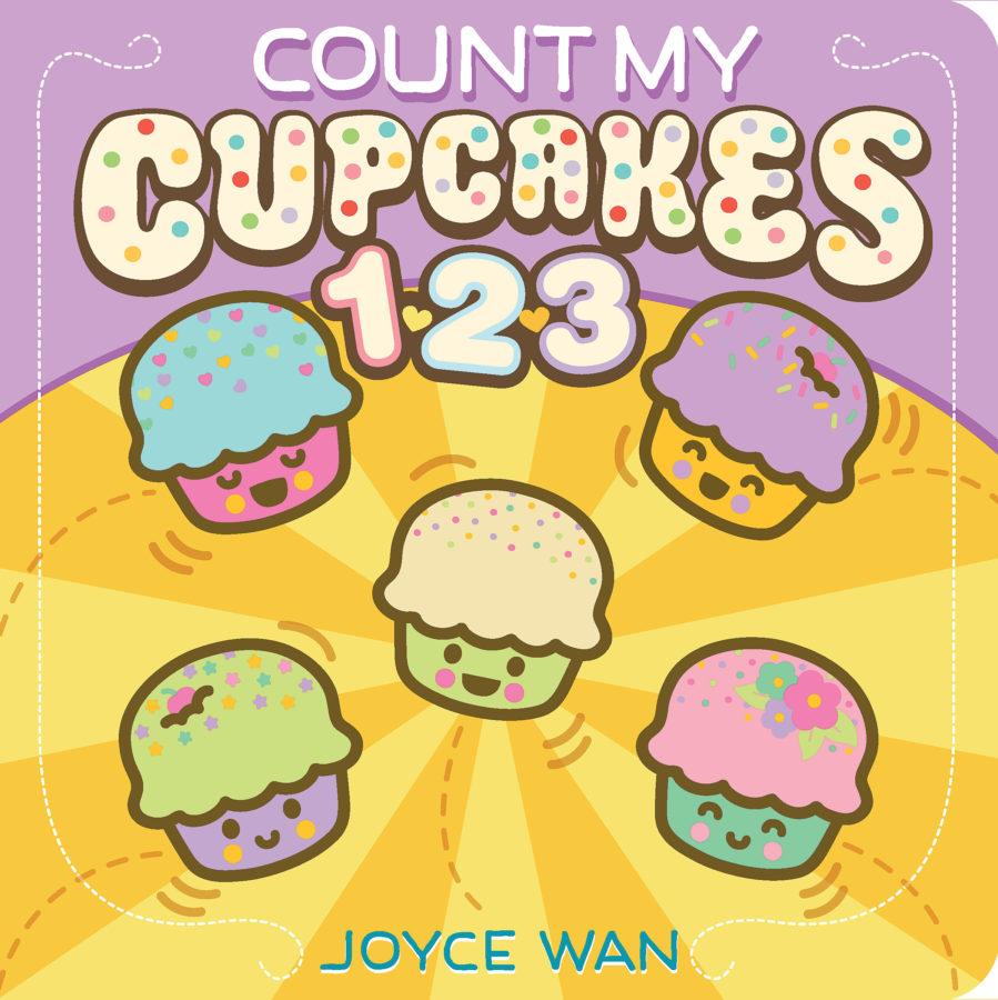 Joyce Wan - Count My Cupcakes 123