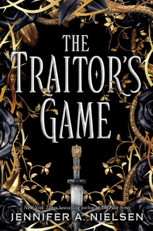 Jennifer A. Nielsen - The Traitor's Game