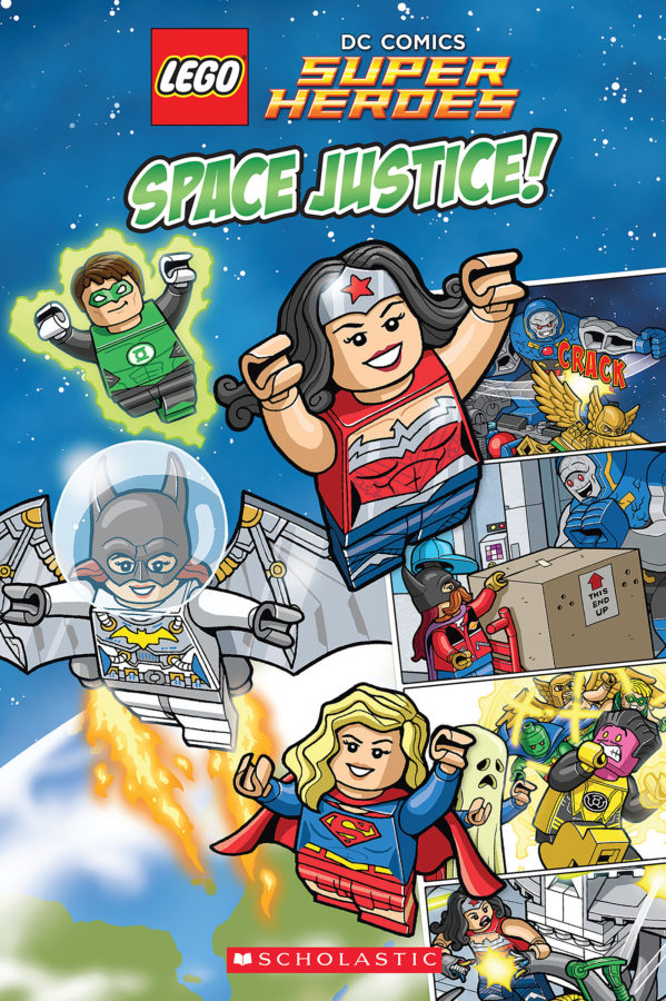 Scholastic - Space Justice!