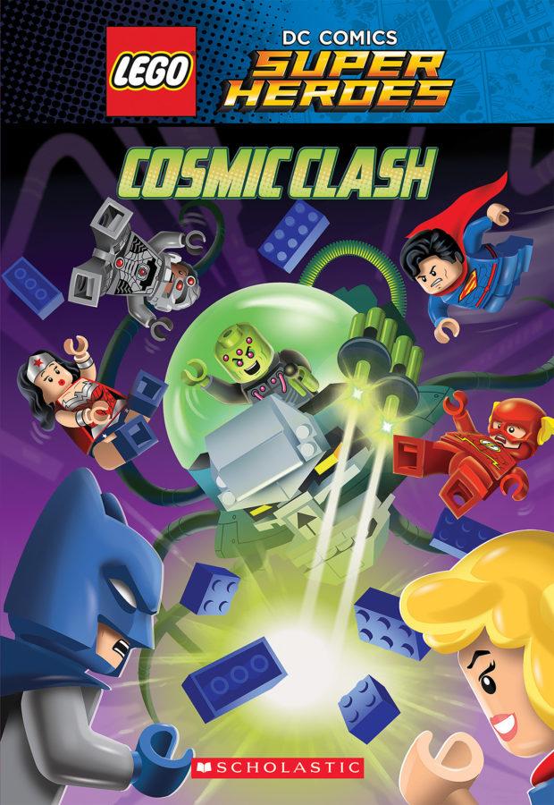 J. E. Bright - Cosmic Clash