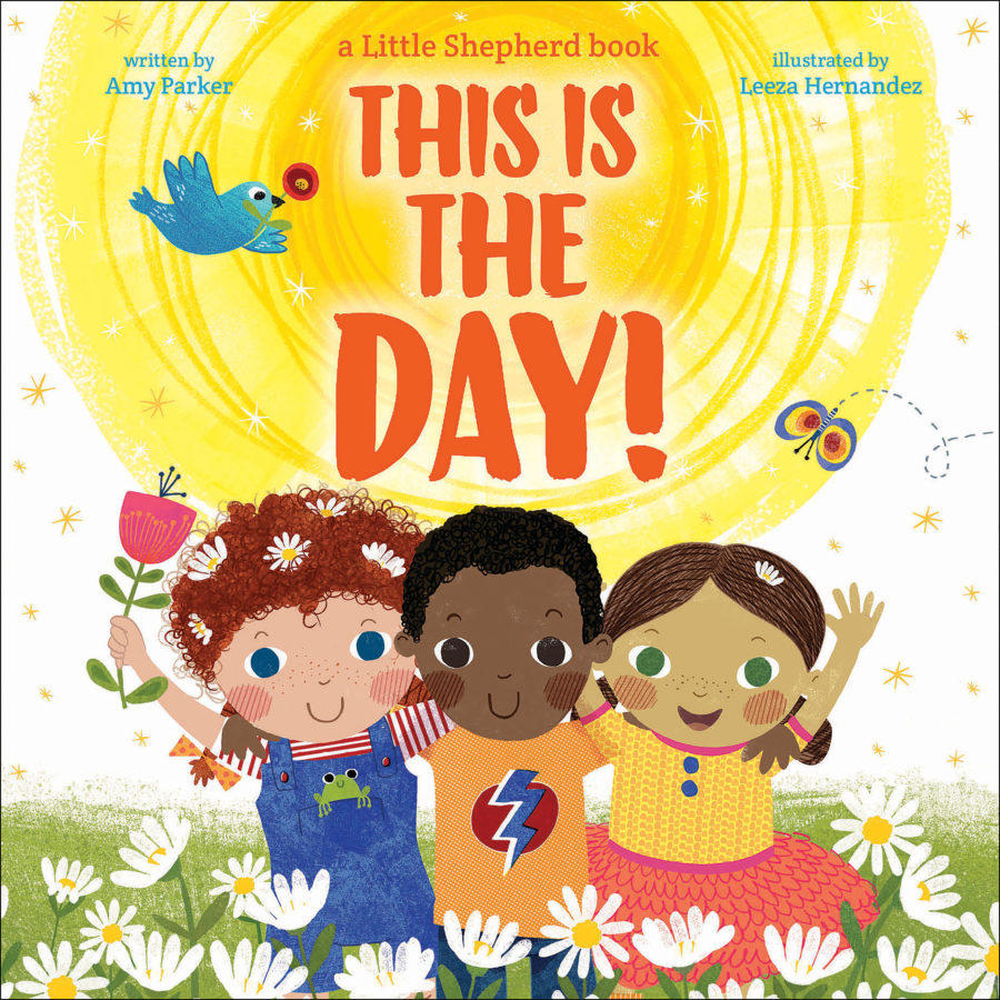 Amy Parker - This Is the Day!