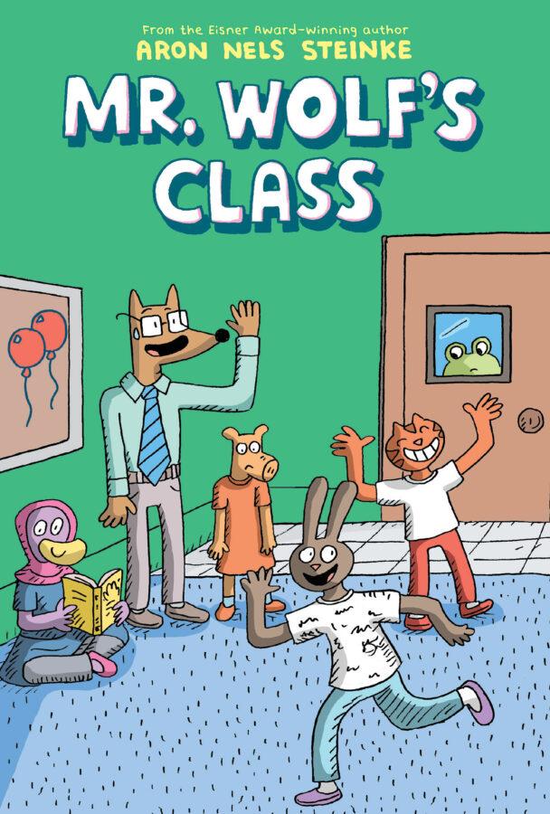 Aron Nels Steinke - Mr. Wolf's Class