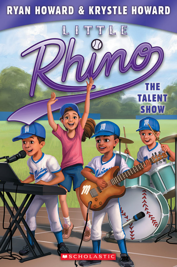 Ryan Howard - Little Rhino #4: The Talent Show
