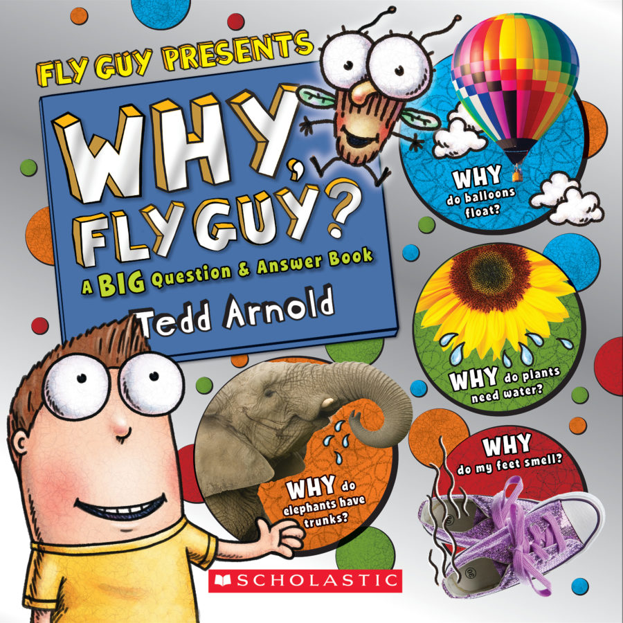 Tedd Arnold - Why, Fly Guy?