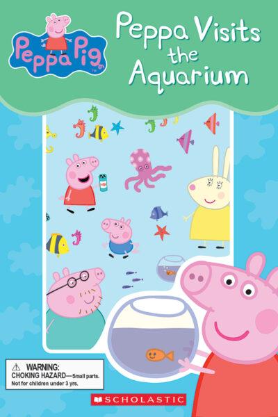 Meredith Rusu - Peppa Visits the Aquarium